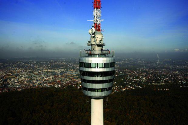Der Fernsehturm wird wieder öffnen. Foto: Stuttgart Marketing